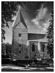 Island Church - Island Poel in the Baltic Sea (mechanicalArts) Tags: insel poel ostsee kirche kirchdorf island baltic sea church