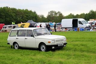 1972 Wartburg 353 Kombi