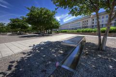 9-11 Memorial 3 (It's my whole damn raison d'etre) Tags: 911 memorial pentagon arlington virginia va nikon alex erkiletian