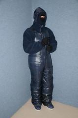 Warm clothed slave waitress (Warm Clothes Fetish) Tags: slave apron maid waitress niqab hijab burka chador sweat torture coat boots warm hot