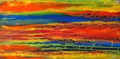 Red dragon (Peter Wachtmeister) Tags: artinformel art mysticart modernart popart artbrut phantasticart minimalart acrylicpaint abstract abstrakterimpressionismus abstrakt surrealismus surrealism hanspeterwachtmeister