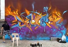 BIG#9 juin 2018 Lille-022 (CZNT Photos) Tags: alaincouzinet artmural big cznt epsilone flow graff hiphop lille lillemoulins murspeints rendezvoushiphop saintsauveur streetart styler
