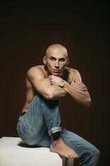 HR7A0308 (Валерия Агларова) Tags: studio studiolight man