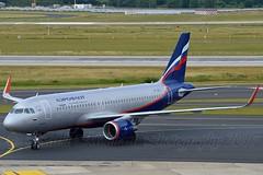 """""""G. Flerov / Г. Флеров"""" Aeroflot VP-BFG Airbus A320-214 Sharklets cn/7646 @ EDDL / DUS 18-06-2017 (Nabil Molinari Photography) Tags: gflerovгфлеров aeroflot vpbfg airbus a320214 sharklets cn7646 eddl dus 18062017"""