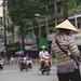 Working woman in HCMC