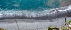 ... lonely sunbath ... (wolli s) Tags: madeira sea beach canarienisland subbath caniço portugal pt nikon d7100 sunbath