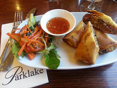 A Day in Shepparton (PhotosbyDi) Tags: shepparton goulburnvalley victoria duckandvegetablerolls food dinner meal yummy samsunggalaxy smartphone