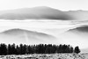 Misty mornings (Mimadeo) Tags: tree trees morning fog foggy mountain valley mist landscape nature background wilderness mountains forest outdoor aerial remote far scenery slopes distant scenic away misty hill beautiful aerialperspective atmosphericperspective black white blackandwhite