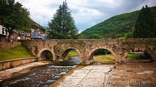 Ponte romana ou ponte dos peregrinos