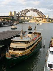 Queenscliff, Sydney, February 10th 2005 (Southsea_Matt) Tags: queenscliff freshwaterclass sydney newsouthwales australia february 2005 summer canon 10d sydneyferries boat ferry ship transport