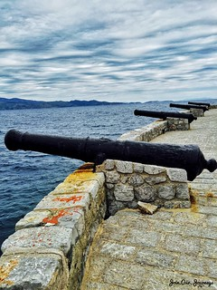 The Bastion with Cannons in Hydra