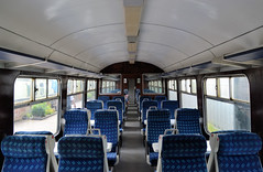 NSE Mark 2 Interior (R~P~M) Tags: train railway coach carriage mark2 nse networksoutheast eppingongarrailway northweald essex england uk unitedkingdom greatbritain interior