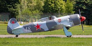 Yakolev Yak-3UA 3 F-AZZK