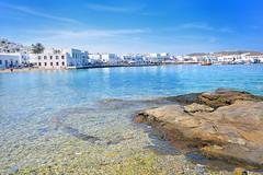 Playa de Agios ioannis (roli_photos) Tags: playa mar agua rocas pueblo costa agios ioannis grecia nikon d600