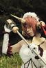 IMG_0240 (Kachiol) Tags: fatestaynight fgo 佛蘭肯斯坦 廢墟 cosplay 肯娘 canon 50mm14art 80d
