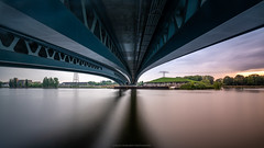 Minna Todenhagen Brücke (Sascha Gebhardt Photography) Tags: nikon nikkor d850 1424mm lightroom langzeitbelichtung berlin germany photoshop deutschland reise roadtrip reisen travel tour haida fototour fx