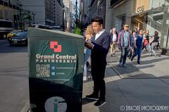 Status update ([nixon]) Tags: street light sun sunlight nyc manhatton newyork ngc socialmedia