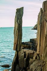In Balance (langdon10) Tags: atlanticocean balancingrock canada canon70d digbyneck longisland novascotia shoreline ocean outdoors