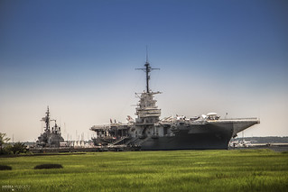 USS Yorktown CV 10 - Patriots Point, Mount Pleasant (South Carolina)