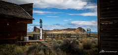 Out of gas (Matt Straite Photography) Tags: fort rock oregon desert historical western west old gas pump light canon
