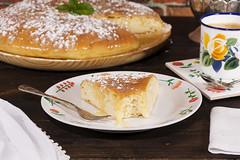 Torta de nata (Frabisa) Tags: recetas cocinacasera cocinasaludable cocinagallega tortadenata recipes homemade galiciancuisine cakeofnata