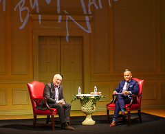 2018.06.06 Library of Congress Mythology Tour, Conversation with Andre Aciman, Washington, DC USA 02844