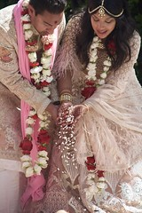 Wedding rice (stephencharlesjames) Tags: carmel california indian hindu wedding rice tradition