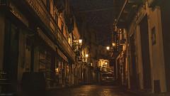Town Nightshot (Oash_Dany) Tags: pizzo night borghitaliani italy italia nightshot longexposure city town sony a6000 sonyalpha calabria strada cielo