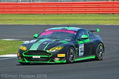 British GT Championship 2018 - Silverstone - Generation AMR Super Racing Aston Martin V8 Vantage GT4 (Si 558) Tags: britishgtchampionship britishgt gt silverstone motorsport motor sport racing motorracing 2018 astonmartinracing amr astonmartinv8vantage v8 vantage v8vantage