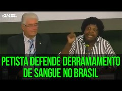 Petista defende derramamento de sangue no Brasil (portalminas) Tags: petista defende derramamento de sangue no brasil