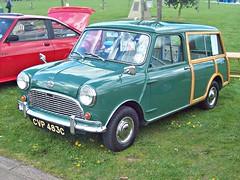 660 Austin Mini Traveller (1965) (robertknight16) Tags: mini british 1960s bmc austin traveller issigonis alrewas cvp483c