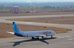 FlyDubai in Zvartnots (Armenian_Spotter) Tags: aviation armenia yerevan zvartnots airport armenian landing flight avia evn aircraft airlines airways jet զվարթնոց միջազգային օդանավակայան uae united arabic emirates