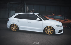 RACEISM EVENT 2017 (JAYJOE.MEDIA) Tags: audi rsq3 low lower lowered lowlife stance stanced bagged airride static slammed wheelwhore fitment