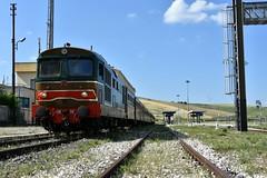 D345 1118 Storico (luciano.deruvo) Tags: storico d3451118 fs trenoturistico