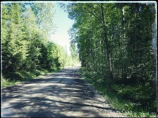 Bikepacking trip at Pirkanmaa