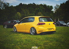 FORTYFOUR MEETING 2018 (JAYJOE.MEDIA) Tags: vw golf mk7 r volkswagen low lower lowered lowlife stance stanced bagged airride static slammed wheelwhore fitment
