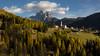 Autumn in the Dolomites (Gennadiy Finenko) Tags: autumn autumnmood alps landscape sky clouds trevel trees tourism italy nature outdoors gennadiyfinenko dolomites италия природа горы доломиты облака осень путешествие туризм лиственницы lärche larch