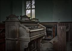 Abandoned chapel 4 (ducatidave60) Tags: fuji fujifilm fujinonxf23mmf14 fujixe3 abandoned decay dereliction urbex