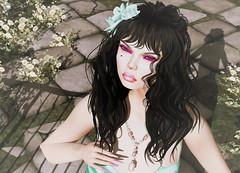 Look 062-2018 (Rehana Seljan (Japan)) Tags: secondlife sl fashion 3d game rehanaseljan rehana newrelease azul sense limited kunglers slackgirl tram uber powderpack luxrebl anga lelutka maitreya deetalez s0ng