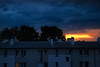 Le destin d'Antigone — Nanterre, 2018 (Stéphane Bily) Tags: stéphanebily crépuscule dawn sunset soir evening coucherdesoleil sun sky nanterre hautsdeseine france suburb banlieue