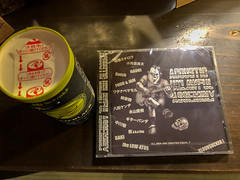 ACOUSTIC UNLAWFUL ASSEMBLY(アコースティック不法集会) (Hideki Iba) Tags: cd album music acoustic guitar 中川敬 takashinakagawa iphone iphone8