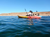 hidden-canyon-kayak-lake-powell-page-arizona-southwest-0323 (Lake Powell Hidden Canyon Kayak) Tags: kayaking arizona kayakinglakepowell lakepowellkayak paddling hiddencanyonkayak hiddencanyon slotcanyon southwest kayak lakepowell glencanyon page utah glencanyonnationalrecreationarea watersport guidedtour kayakingtour seakayakingtour seakayakinglakepowell arizonahiking arizonakayaking utahhiking utahkayaking recreationarea nationalmonument coloradoriver antelopecanyon gavinparsons craiglittle