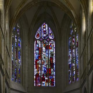 Saint-Michel Church of Pont-l'Évêque