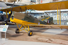 OO-EVT (T6534) DH-82A Tiger Moth (Irish251) Tags: brussels belgium museum army royal aircraft aviation preserved ooevt t6534 dh82a tiger moth trainer raf ww2 biplane