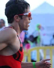 David Huertas Team Clavería triatleta