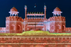 India - Delhi - Red Fort - 4bb (asienman) Tags: india delhi redfort asienmanphotography asienmanphotoart asienmanpaintography