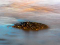 ND10 Rocks in the Sea (fstop186) Tags: nd10 bigstopper sea rocks stones water solent dreamy seaweed