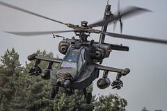 AH64 Apache (AdrianH Photography) Tags: nikon 70200 aviation helicopters netherlands d500 glv glizerijen