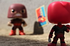 i'm a big fan!2 (notatoy) Tags: funko pop marvel deadpool juggernaut