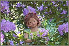 Anne-Moni ... (Kindergartenkinder 2018) Tags: gruga grugapark essen azaleen kindergartenkinder rhododendron annette himstedt garten porträt blume annemoni
